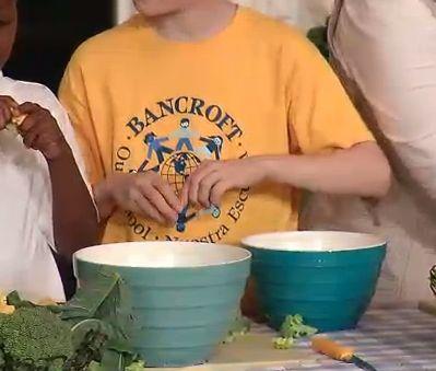3 Lesse wat jy kan leer uit die wit huis groentetuin