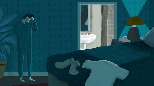 Is angstig keer veroorsaak dat my drome oor diskriminasie gestremdheid?