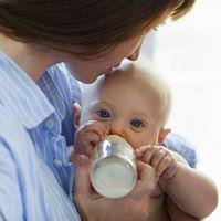 Borsmelk aanlyn gekoop kan jou baba siek maak, studie bevind