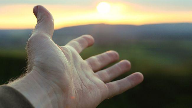 Teenoor psoriase met `n oop gemoed